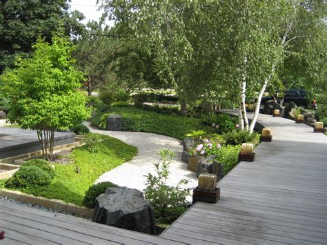 Japanese Garden Design by Japanese Garden With Pond From Niwa Design Studio Ltd