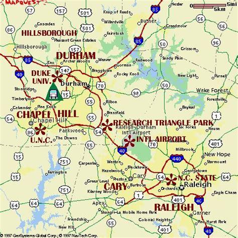 chapel hill carolina map birchwood rv park durham carolina near duke univ