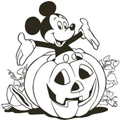 Mickey Mouse Coloring Page disney mickey mouse coloring pages