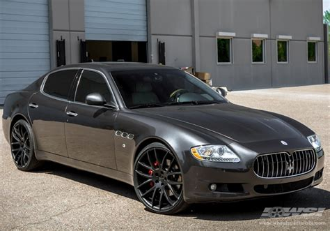 2010 maserati quattroporte with 22 quot giovanna kilis in