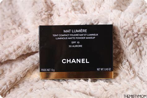 Chanel Mat Lumiere Foundation by Chanel Mat Lumiere Powder Foundation