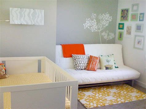 sofa bed for baby room 8 twilight themed nurseries hgtv