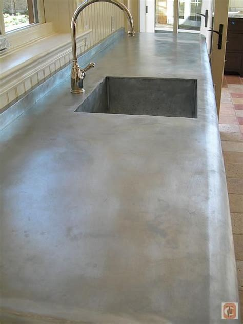 zinc wrapped countertop wood with zinc wrap grey patina home wish list pinterest