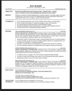 general contractor resume sample resumes design