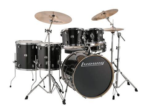 Kaos Yamaha Drums P ludwig 6 evolution drum set w 22 quot bass drum samash