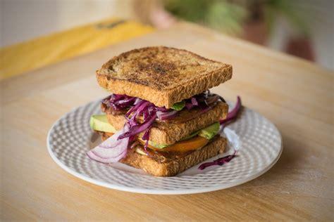 cucina vegana facile cucina vegana club sandwich light e gustoso la stanza