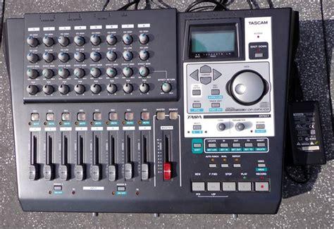 table de mixage enregistreur enregistreur table de mixage num 233 rique 8 pistes tascam dp