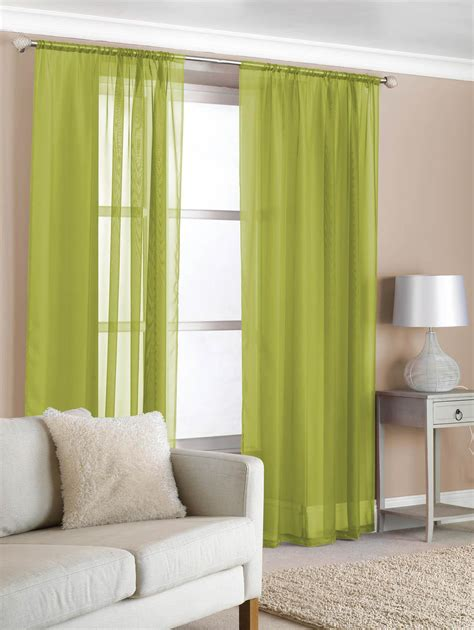 Sheer Green Curtains Next Olive Green Curtains Curtain Menzilperde Net