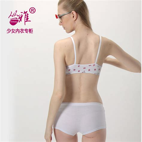 preteen bra underwear prepubescent models underwear young teen underwear model