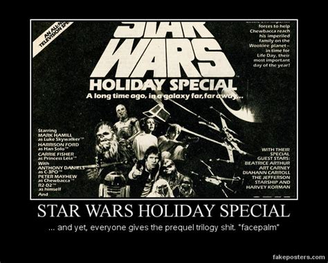 Star Wars Christmas Meme - star wars holiday special by batcountrydouche on deviantart