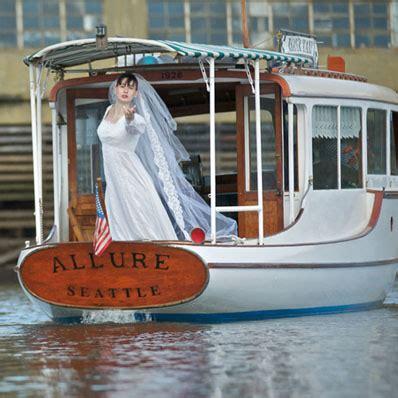 seattle wedding boat - Wedding On A Boat Seattle