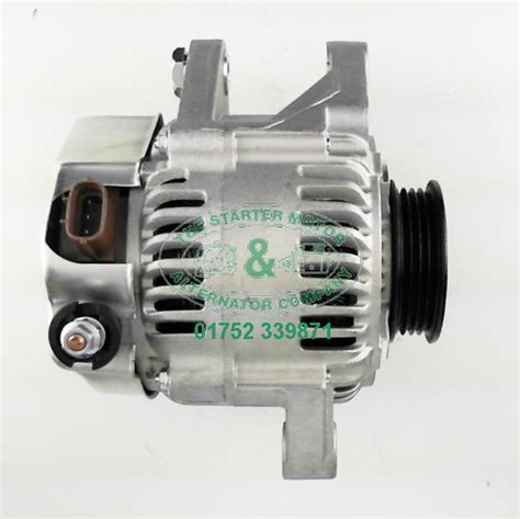 toyota yaris verso i 15 ncp21 alternator 1999 toyota yaris verso 80 alternator 1 5 a1971