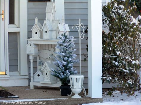 winter decorating ideas   porch decorating ideas