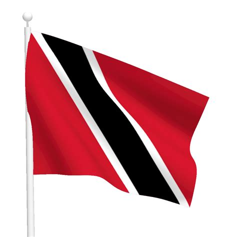 Garden Wall Stickers trinidad and tobago flag heavy duty nylon flag flags