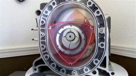 kurt robertson explains   rotary engine works youtube