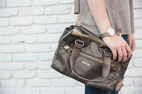 Tas Fashion Backpack Cross Pita Rumbai Gold Tas Wanita Kipling Casual The Fashionista S Diary
