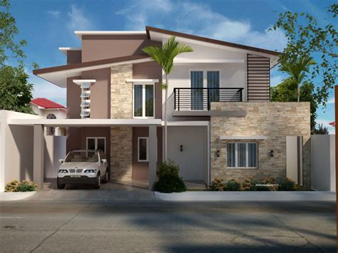 best single storey house design best modern house design single story plans ultra double storey luxamcc