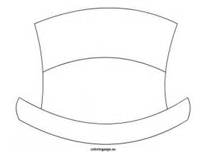 snowman hat template printable snowman hat coloring pages cooloring