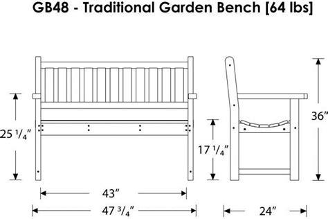 outdoor bench dimensions garden bench designs metal diy