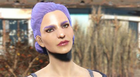 hair and face models fallout 4 hair and face models fallout 4 mods