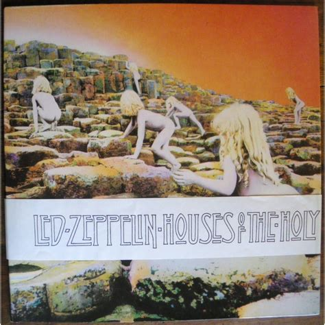 houses of the holy led zeppelin houses of the holy with banner by led zeppelin lp gatefold with paskale ref