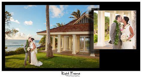Turtle Bay Resort Wedding Oahu Hawaii by RIGHT FRAME