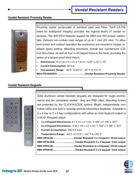 design guidelines c integra 32 system design guide