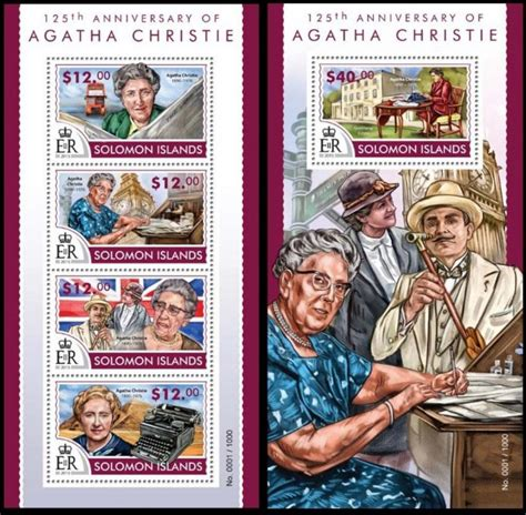 Bundel Agatha Christie 5 Agatha Christie Berkualitas agatha christie portal do filatelista tem 225 tico