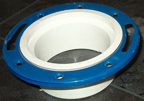 Toilet Flange On Concrete Floor by Toilet Flange When Concrete Is Finished Floor