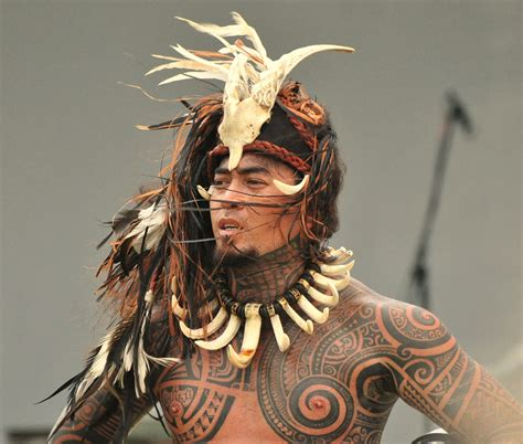 hawaiian warrior tattoo polynesian tattoos are of symbolic meaning and vary