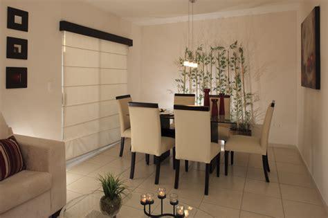 decoracion minimalista  contemporanea comedor