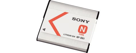 batterie rechargeable s 233 rie n np bn1 np bn1 sony fr