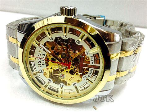 Jam Tissot Seri 7431 jam tangan tissot skeleton swiss stainless rp 250 000