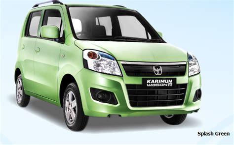 Harga Suzuki Wagon Harga Suzuki Karimun Wagon R