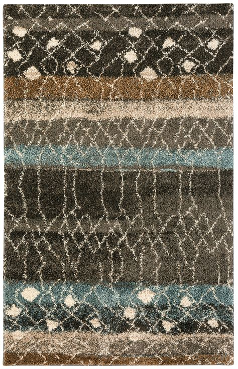 Mohawk Area Rugs 5x8 5x8 Mohawk Home Adobe Multi Cocoa Charcoal Area Rug Ebay