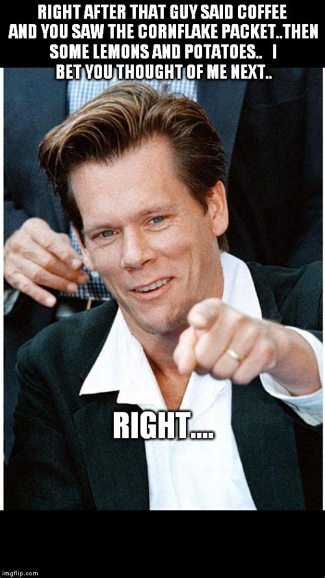 Kevin Bacon Meme - six degrees of kevin bacon death imgflip