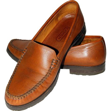 coach loafers sale coach loafers on sale 28 images coach fredrica moc toe