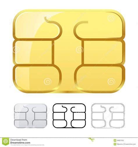 Sim Card Chip Mati sim karten chip lokalisiert auf wei 223 stockfotografie bild 30821552