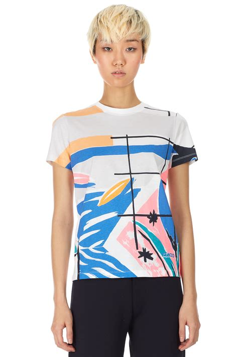 Baby Alive By Kenz Shop kenzo printed jersey t shirt kenzo opening