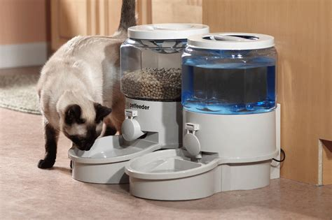 Time Release Cat Feeder automatic pet feeders for dogs and cats autopetfeeder