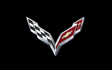 Free Car Logos Wallpapers For Desktop by Corvette Logo Wallpapers Wallpaper Wiki