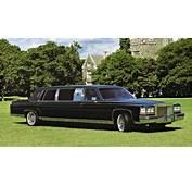 The Original Donald Trump Limo 1989 Cadillac