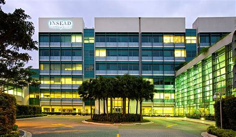Insead Abu Dhabi Executive Mba by Inside The Insead Mba With Viet Le Quoc 13 187 Touch Mba