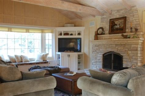 tv next to fireplace corner tv next to fireplace for the home pinterest family room layouts classy and the very