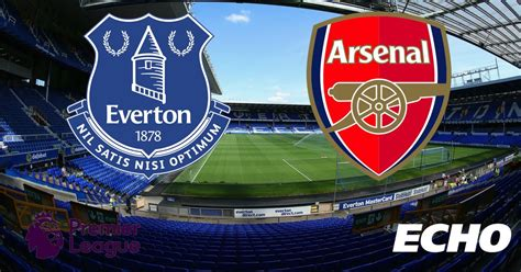 arsenal live everton vs arsenal live team news and score updates as