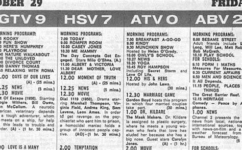 classic tv guides televisionau