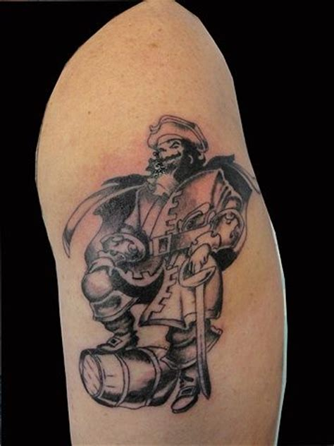 captain morgan tattoo captain rum drinks