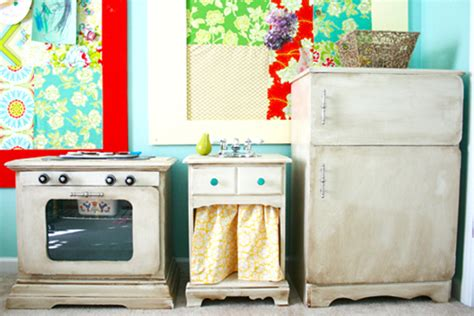 play kitchen from old furniture 9 old furniture 10 fantastic diy play kitchens parenting