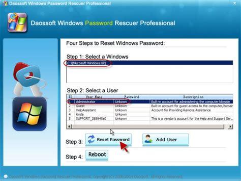 reset password windows xp ubcd emergency boot cd full version