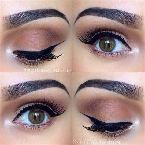 natural makeup tutorial for brown eyes natural looking makeup tips for brown eyes www pixshark